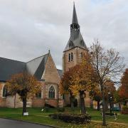 église de Chaumont Sur Tharonne