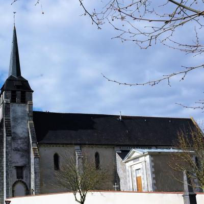Les  églises du secteur