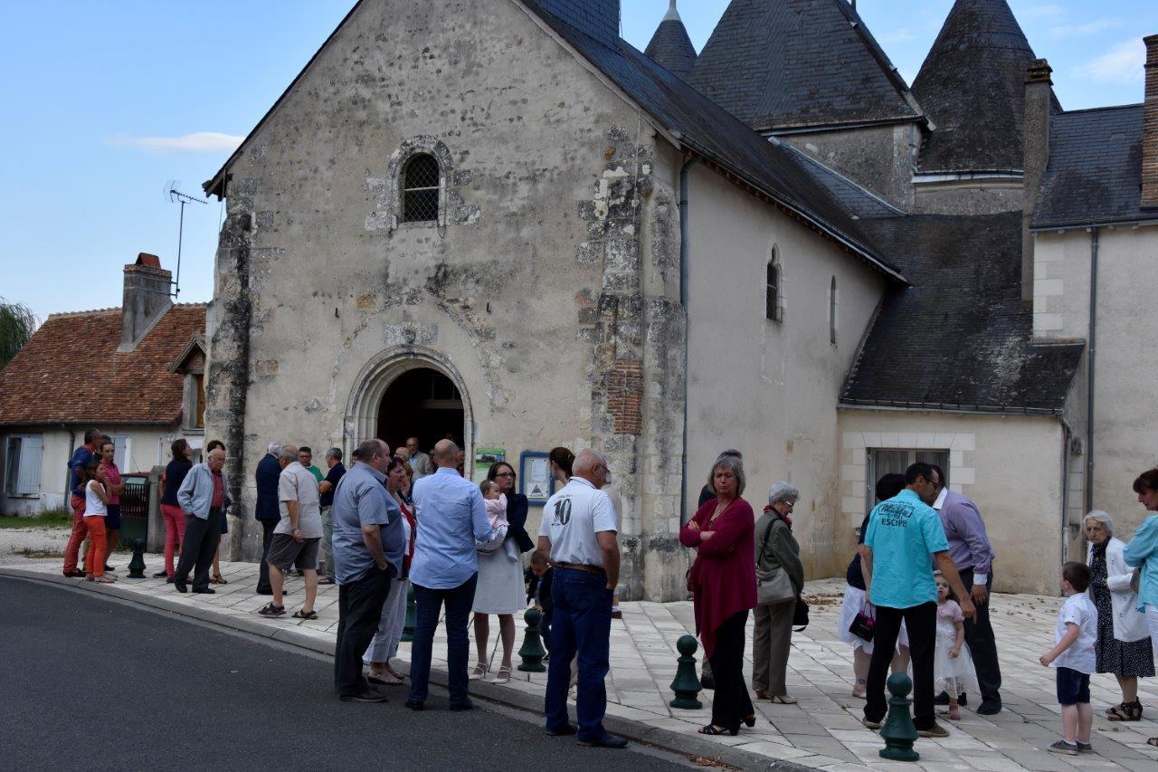 église de Lanthenay