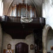 Orgue de l'église de Romorantin