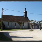 église de La Marolle