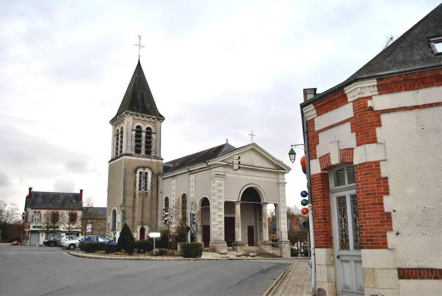 église de Neung Sur Beuvron