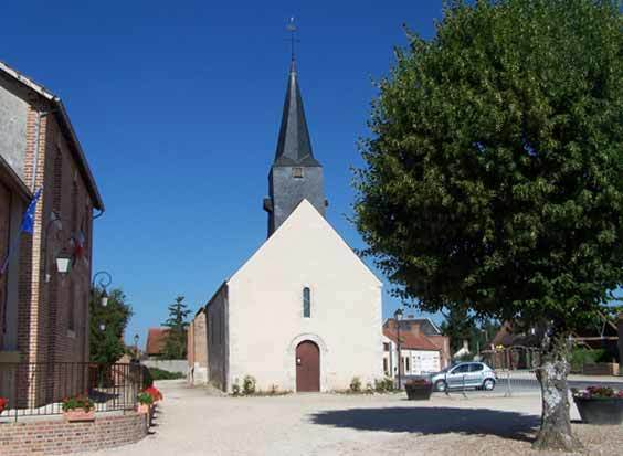 église de Villeny