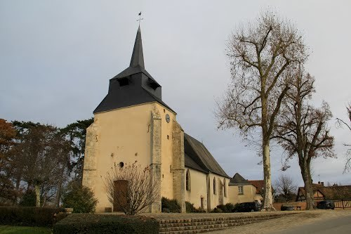 église d'Yvoy-Le-Marron