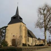 église d'Yvoy-Le-Marron
