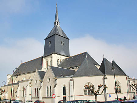 La paroisse St Etienne de Romorantin